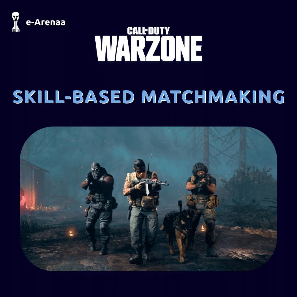 Skill-Based-Matchmaking