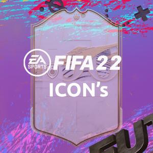 FIFA22 Icon Header