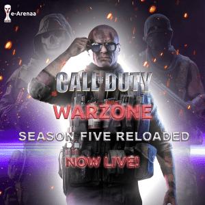 Season 5 Reloaded