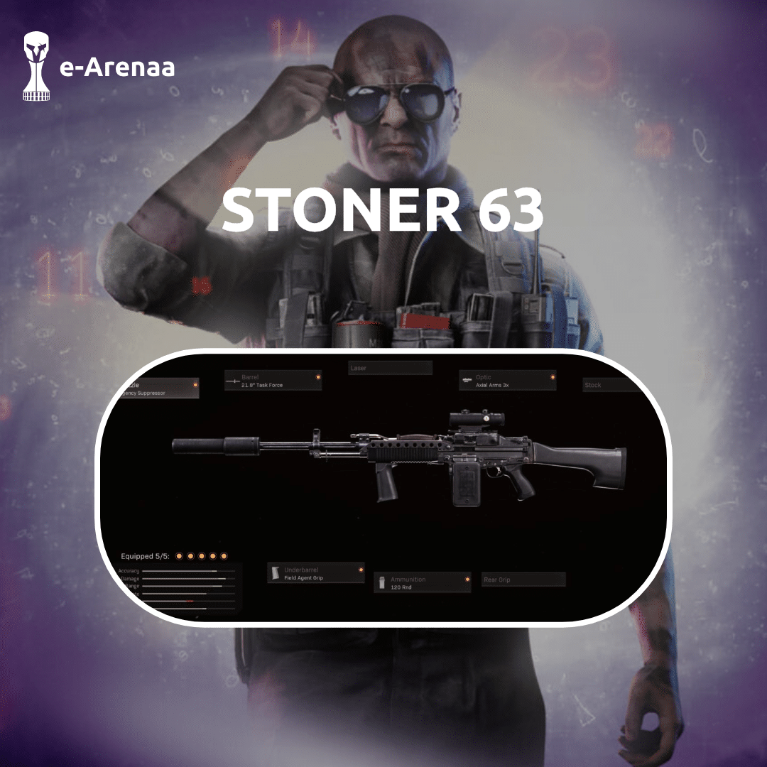 The Stoner 63